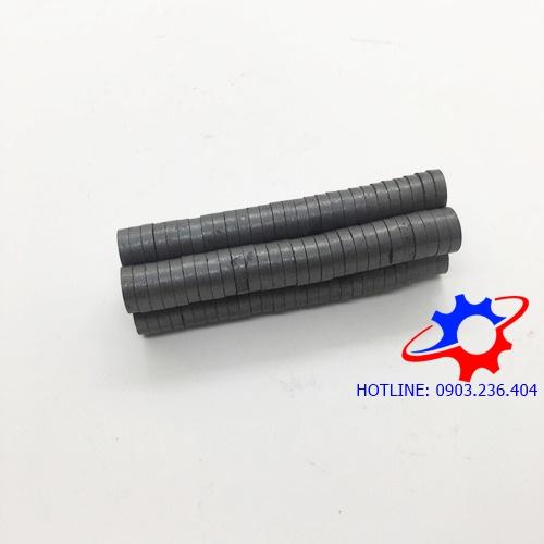 Nam châm ferrite kích thước 12x2mm